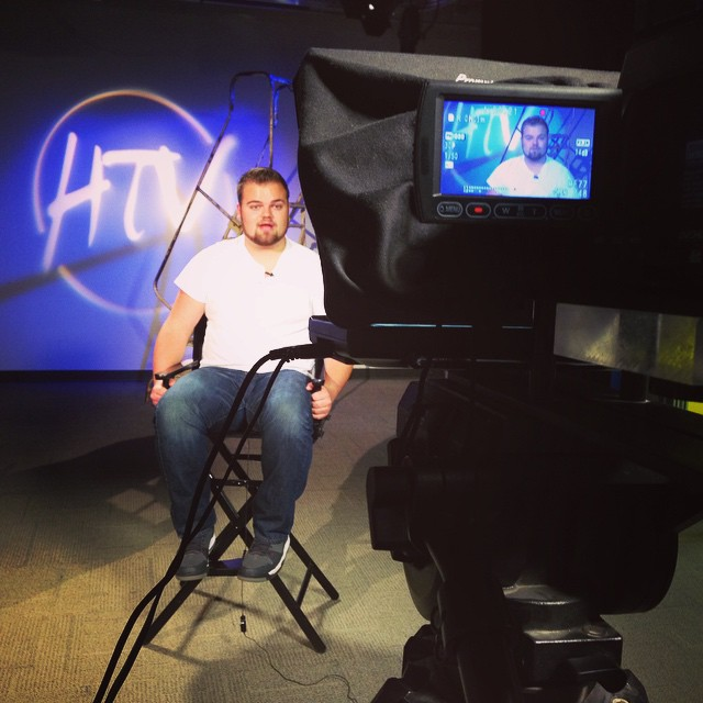 Jordan Lundquist is one of the anchors for HTV Magazine #219, coming next Monday.